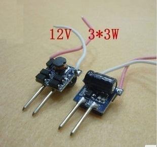 Mạch điều khiển 3 LED 3W MR16/12V