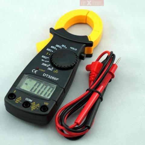 Đồng hồ kìm DT3266F