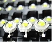 LED 1W 80-90LM sáng trắng ấm