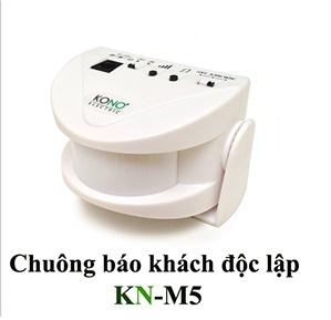 Chuông báo khách cảm biến hồng ngoại KN-M5