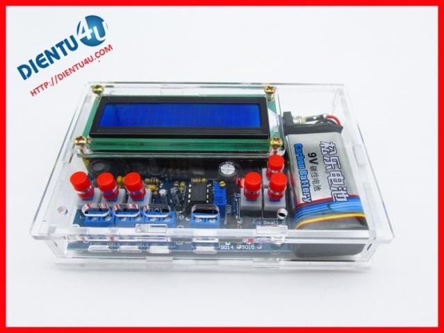 Máy đo cuộn cảm, tụ điện - Đo L/C
