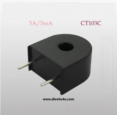 Biến dòng CT103C 5A / 5mA
