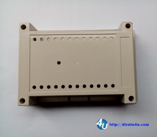 Hộp PLC 2-02A 145 * 90 * 40MM