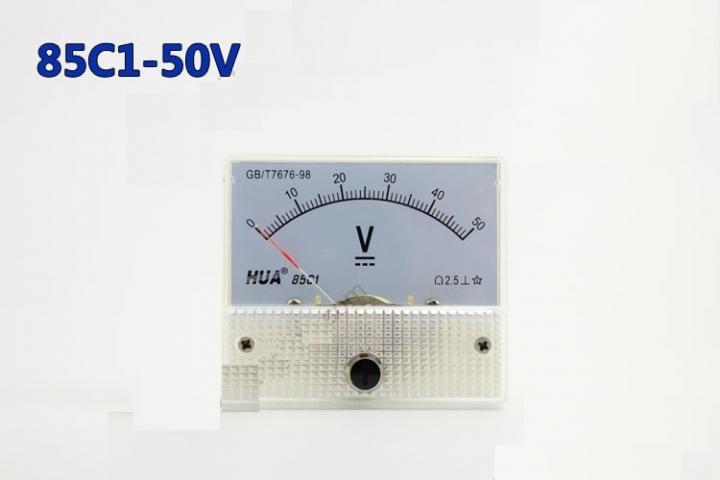 Vôn kế DC 85C1 50V