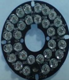 30 LED hồng ngoại 5mm Camera