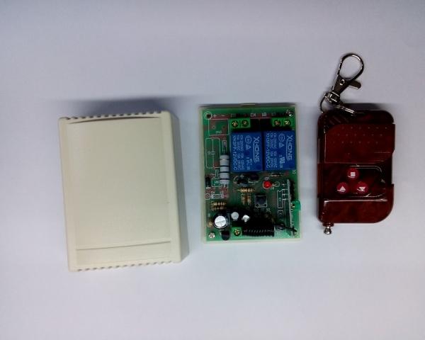 Bộ điều khiển RF đảo chiều động cơ
