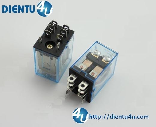 LY2N-J DC12V 8 chân Omron
