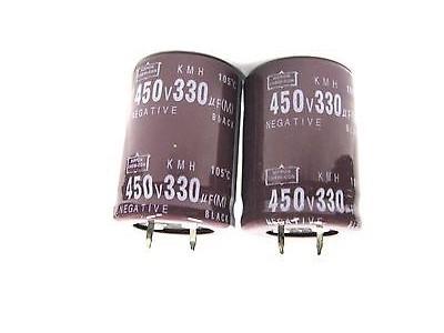 Tụ 330uF 450V