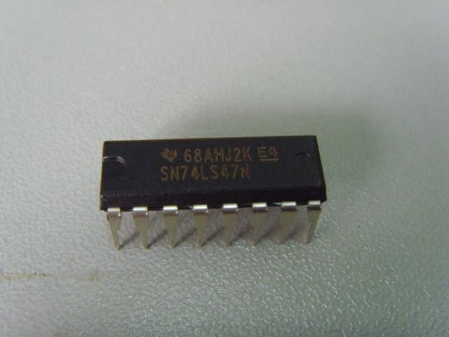 SN74LS47 DIP-16