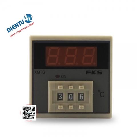 Bộ điều khiển theo nhiệt độ 0-399oC loại K