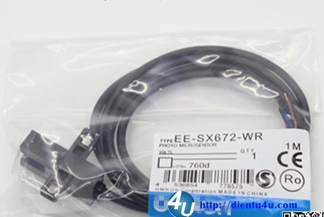 Cảm biến tốc độ EE-SX672 Omron