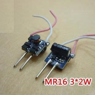 Mạch điều khiển 3 LED 2W MR16/12V