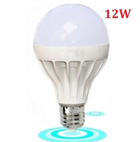 Đèn LED búp tròn 12W E27 sáng trắng
