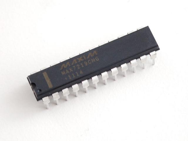MAX7219 DIP24