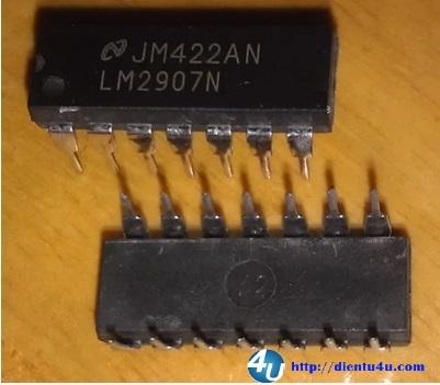 LM2907N DIP14