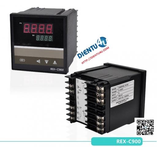 Bộ điều khiển nhiệt độ lập trình PID REX-C900