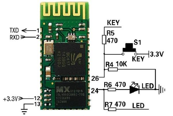 Module thu phát Bluetooth HC-06