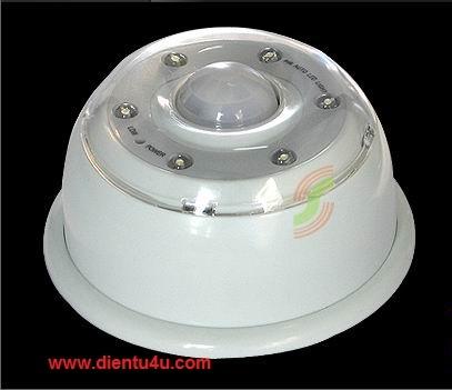Đèn LED cảm ứng chuyển động Tròn