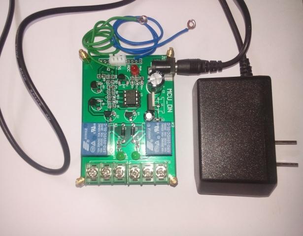 Mạch công tắc chạm điều khiển 2 thiết bị