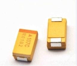 Tụ Tantalum 100uF 16V 107C 3528