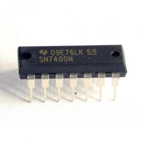 74HC00 DIP-14