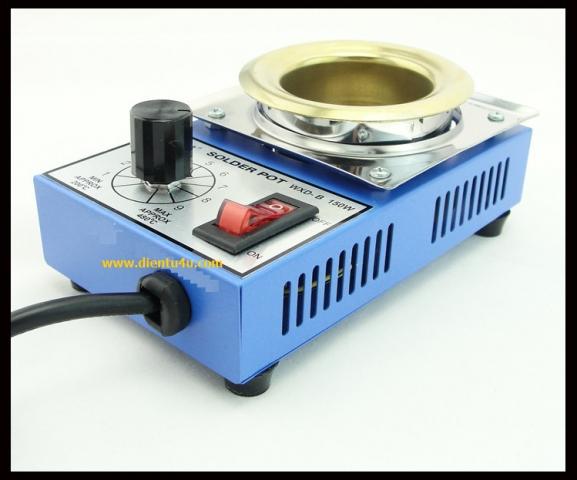 Máy nấu thiếc 50mm 150W