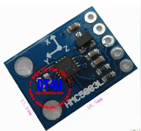 Module La bàn HMC5883L
