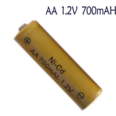Pin Ni-Cd AA 700mAh 1.2V