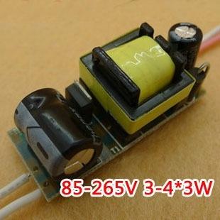 Mạch điều khiển 3-4 LED 3W