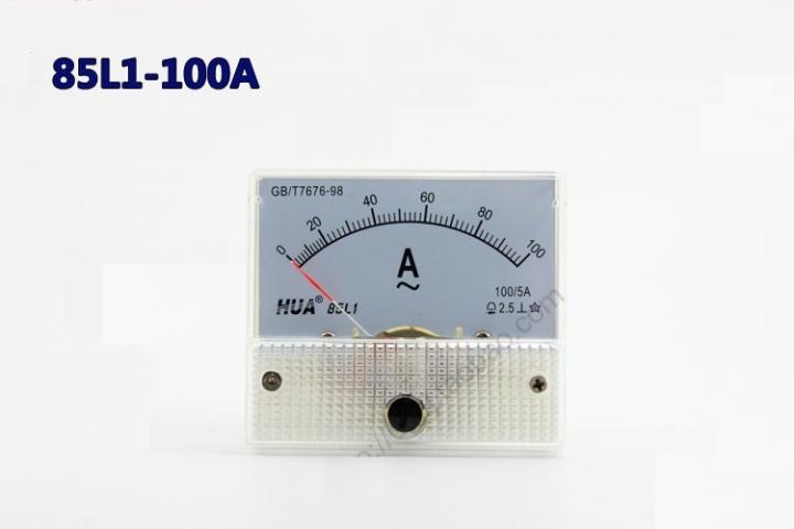Ampe kế AC 85L1 100A