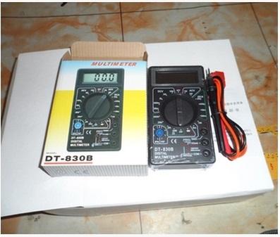 Đồng hồ vạn năng DT830B