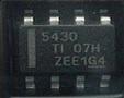 TPS5430 SOP8, Chân dán