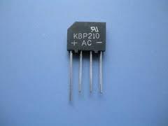 KBP210 2A 600V