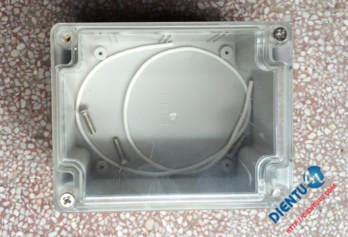 Hộp nhựa F3T 115*90*55MM