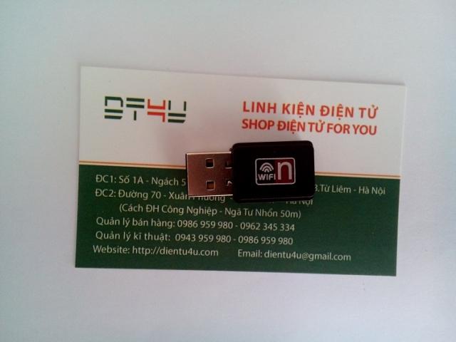USB 2.4G Wireless Module nRF24L01P