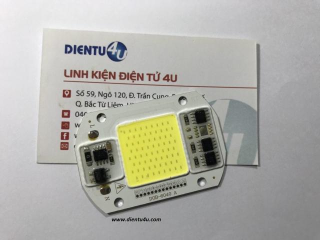 Mạch LED 30W 220V Sáng trắng