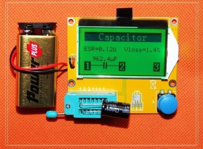 Máy kiểm tra linh kiện đa năng LCR-T4