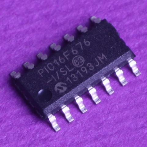 PIC16F676 SOP-14