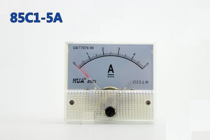 Ampe kế DC 85C1-5A