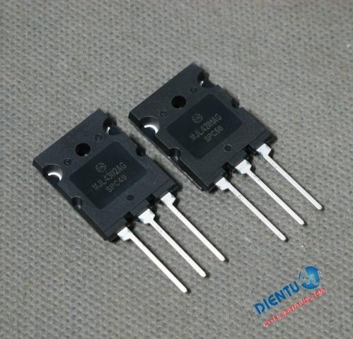 MJL4281A NPN 15A 350V TO-3PL