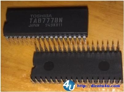 TA8777BN DIP-36