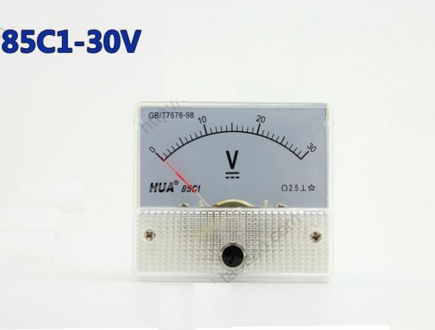 Vôn kế DC 85C1 30V