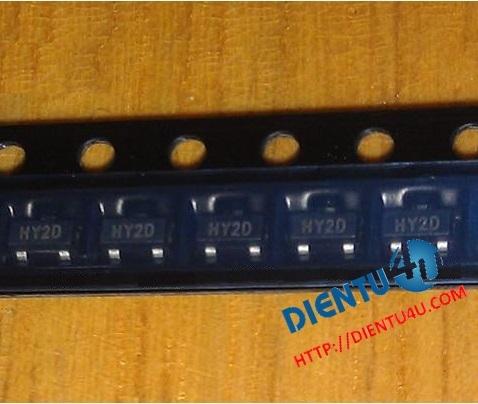 S8550M-D HY2D / HY4D SOT23 1.5A