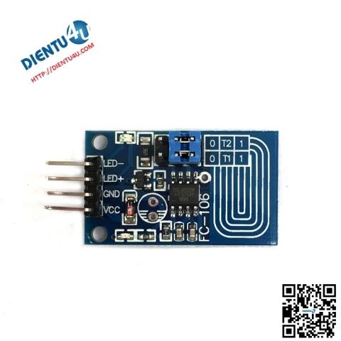 Module dimmer LED cảm ứng chạm điện dụng