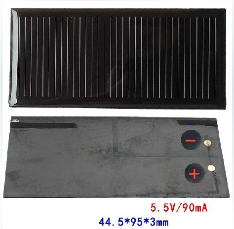 Pin mặt trời 5V 90mA