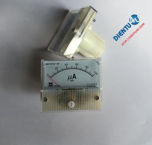 Ampe kế DC 85C1 100uA