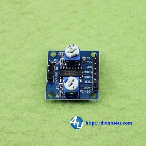 Module âm thanh PAM8406