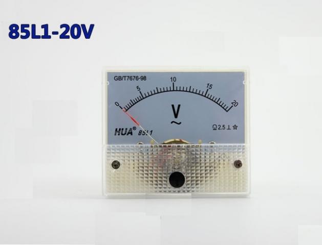 Vôn kế AC 85L1 20V
