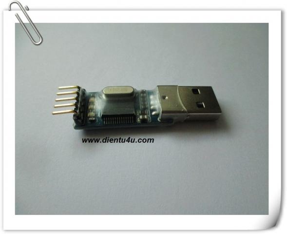 Module PL2303 HX USB tới TTL RS232