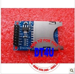 Module thẻ nhớ SD giao diện SPI